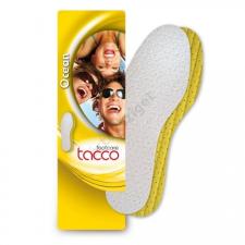 Nedvszívó kényelmi talpbetét, pamut-frottír, fehér, Tacco Ocean 637, 43-44 gyógyászati segédeszköz