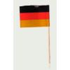 Német szendvicszászló, fogpiszkálós ételzászló (100 db/csomag)