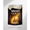 NESCAFE Instant kávé, 50 g, utántöltő, NESCAFÉ Gold KHK310
