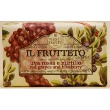 Nesti Dante Il Frutteto piros szőlő és áfonya szappan tisztító- és takarítószer, higiénia