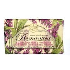 Nesti Dante Nesti Dante Romantica - Levendula és Verbéna natúrszappan - 250 gr szappan
