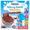 Nestlé kakaós ízű babapuding 8 hónapos kortól 4 x 100 g