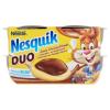 Nestlé Nesquik Duo csokoládé és vanília ízű puding 4 x 70 g