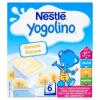 Nestlé Yogolino tejalapú banános bébidesszert 6 hónapos kortól 4 x 100 g