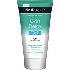 Neutrogena Skin Detox bőrradír 150 ml arctisztító