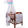 NEW BABY 11-részes ágynemű New Baby, 90/120 cm
