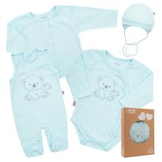 NEW BABY Baba együttes New Baby Sweet Bear kék