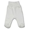 NEW BABY Baba lábfejes nadrág New Baby fehér | Fehér | 50