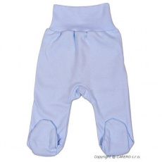NEW BABY Baba lábfejes nadrág New Baby kék   Kék   62 (3-6 h)