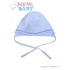 NEW BABY Baba sapka New Baby kék   Kék   62 (3-6 h)