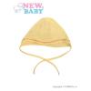 NEW BABY Baba sapka New Baby sárga   Sárga   62 (3-6 h)