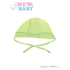 NEW BABY Baba sapka New Baby zöld | Zöld | 62 (3-6 h)