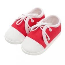 NEW BABY Baba tornacipő New Baby piros 0-3 h gyerek cipő