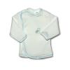 NEW BABY Csecsemő ingecske hímzett képpel New Baby kék | Kék | 68 (4-6 h)