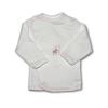 NEW BABY Csecsemő ingecske hímzett képpel New Baby rózsaszín | Rózsaszín | 56 (0-3 h)