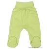 NEW BABY Csecsemő lábfejes nadrág New Baby zöld | Zöld | 86 (12-18 h)