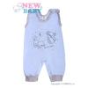 NEW BABY Csecsemő rugdalózó New Baby Barátok kék   Kék   86 (12-18 h)