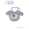 NEW BABY Előke New Baby szürke | Szürke |