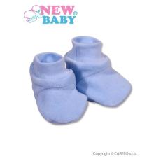NEW BABY Gyerek cipőcske New Baby kék | Kék | 62 (3-6 h)