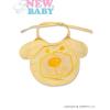 NEW BABY Gyerek előke New Baby sárga | Sárga |