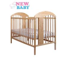 NEW BABY Gyerek kiságy New Baby Adam - természetes   Természetes   kiságy, babaágy