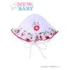 NEW BABY Gyerek sapka New Baby Katica | Fehér | 80 (9-12 h)