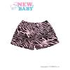 NEW BABY Gyermek rövidnadrág New Baby Zebra rózsaszín | Rózsaszín | 62 (3-6 h)