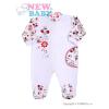NEW BABY Kezeslábas New Baby Katica | Fehér | 68 (4-6 h)