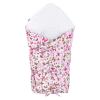 NEW BABY Klasszikus megkötős pólya New Baby pillangó rózsaszín | Rózsaszín |