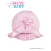 NEW BABY Kötött kalap New Baby rózsaszín - rózsaszín | Rózsaszín | 104 (3-4 éves)