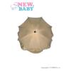 NEW BABY Napernyő babakocsira - bézs | Bézs |