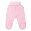NEW BABY   New Baby Nice Bear   Baba plüss lábfejes nadrág New Baby Nice Bear rózsaszín   Rózsaszín   86 (12-18 m)