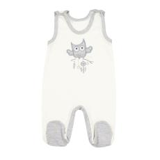 NEW BABY | New Baby Owl | Baba rugdalózó New Baby Owl bézs | Bézs | 80 (9-12 h)