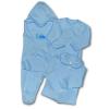 NEW BABY Ötrészes együttes New Baby kék | Kék | 56 (0-3 h)