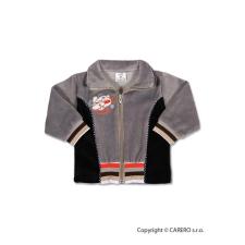 NEW BABY Szemis pulóver szürke | Szürke | 62 (3-6 h) babapulóver, mellény