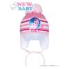NEW BABY Téli gyermek sapka New Baby Lisa világos rózsaszín | Világos rózsaszín | 104 (3-4 éves)