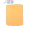 NEW BABY Vízálló lepedő New Baby 120x60 narancssárga | Narancssárga |