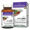 New Chapter Every Man's One Daily 40+ multivitamin - 72 db tabletta