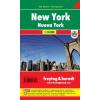 New York zsebtérkép - f&b PL 502 CP