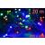 Nexos Karácsonyi LED fényfüzér 20 m - színe, 200 dióda