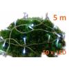 Nexos Karácsonyi LED világítás 5 m -hideg fehér, 50 dióda