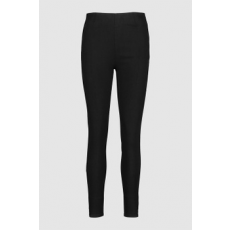 Next , Magas derekú crop leggings, Fekete, 20T (514049-BLACK-20T)