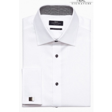 de0dc7f0ce Next , Signature regular fit ing, Fehér, 17.5 (374797-WHITE-17.5