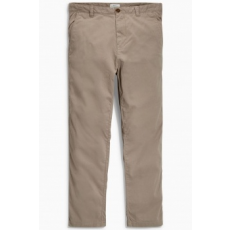 Next , Slim fit chino nadrág, tópbarna, 34L (151483-BEIGE-34L)