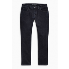 Next , Slim fit farmernadrág, Sötétkék, 34R (678320-BLUE-34R)
