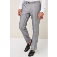 Next , Slim fit szmokingnadrág, Szürke, 32S (543929-GREY-32S)