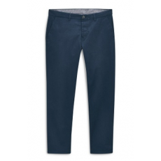 Next , Super skinny fit chino nadrág, Tengerészkék, 34L (569684-BLUE-34L)