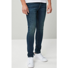 Next , Super Skinny Fit farmernadrág, Tengerészkék, 32R (595193-BLUE-32R)