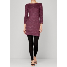 Next TBC NEXT Slash Neck Dress 18 (456247-PURPLE-18)
