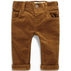 Next TBC NEXT Stretch Cord Trousers (3mths-6yrs) 12-18 (980791-BROWN-12-18)